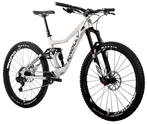 ENDORPHIN COMPLETE BIKE-VP (GX) BUILD KIT-Raw
