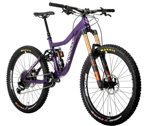 DELIRIUM-COMPLETE-BIKE-DAWN-PATROL-(X1)-BUILD-KIT-Purple-Chrome