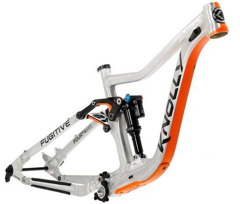 Knolly-Bikes-Fugitive-Frame-Raw-Orange